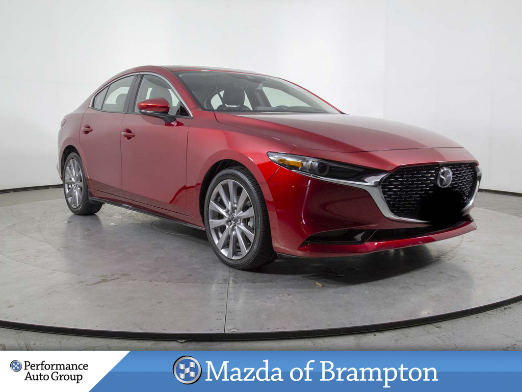 Certified Pre-Owned 2019 Mazda3 GT