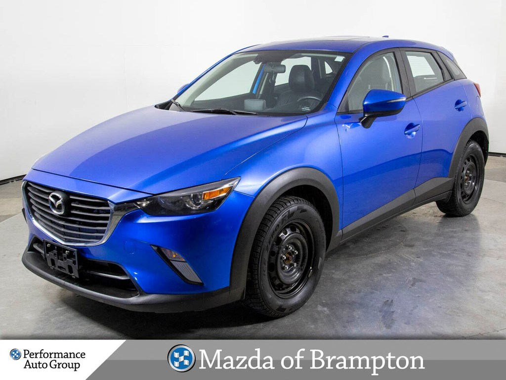 Pre-Owned 2016 Mazda CX-3 GS. CAMERA. HTD SEATS. BLUETOOTH. ROOF.AWD