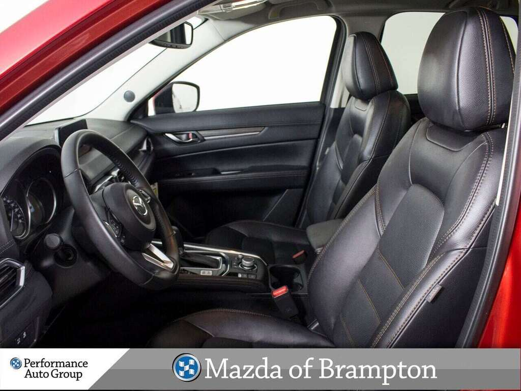 Certified Pre-Owned 2019 Mazda CX-5 GT. LEATHER. NAVI. CAMERA. HTD SEATS. ROOF!!CPO!!