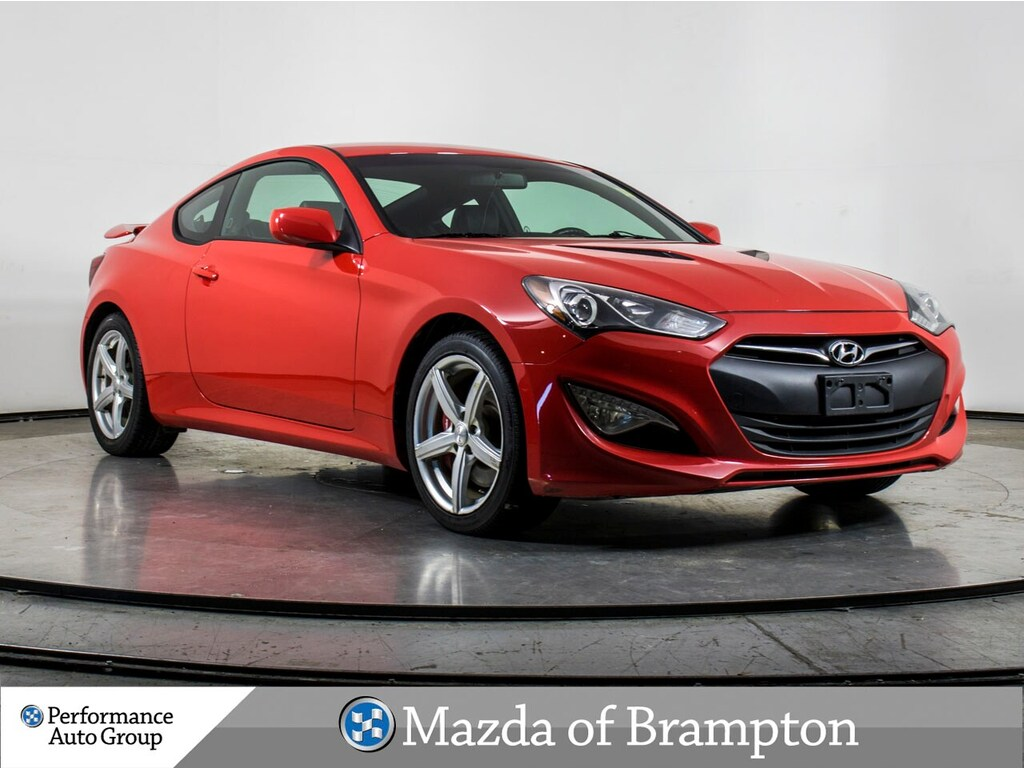 Genesis Coupe 2016 >> Pre Owned 2016 Hyundai Genesis Coupe 3 8 R Spec Bluetooth Cruise