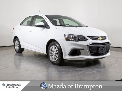 2018 Chevrolet Sonic 4dr Sdn Auto LT