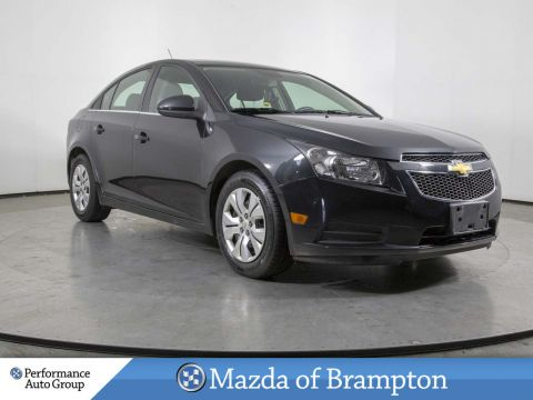 Pre-Owned 2014 Chevrolet Cruze 4dr Sdn 1LT