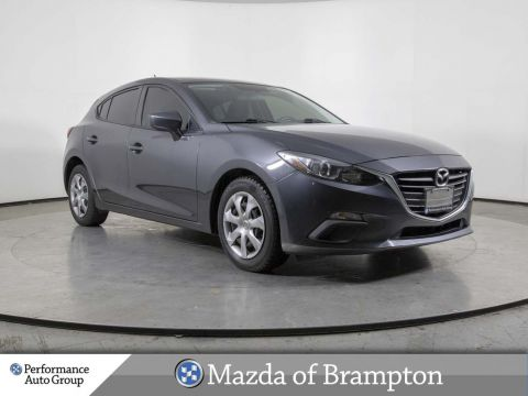 Pre-Owned 2015 Mazda3 4dr HB Sport Man GX