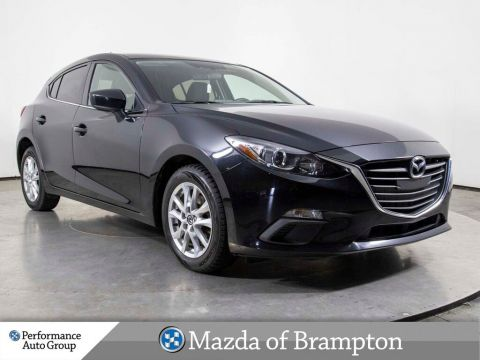 Pre-Owned 2015 Mazda3 Sport GS. PUSH-START. HTD SEATS. BLUETOOTH. ALLOYS
