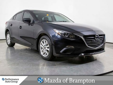 Pre-Owned 2015 Mazda3 GS. NAVI. HTD SEATS. BLUETOOTH. ALLOYS