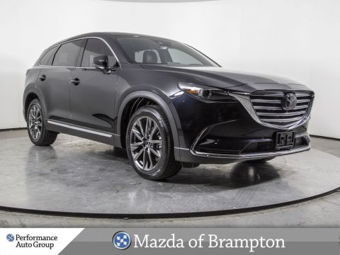 2020 Mazda CX-9 Signature AWD Demo