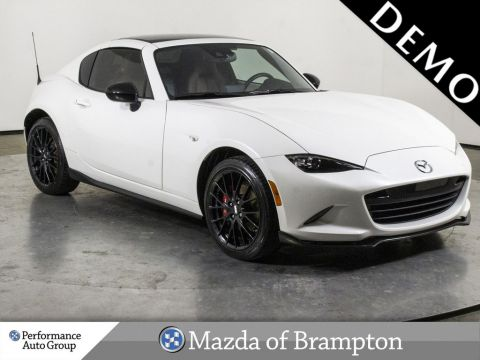 2019 Mazda MX-5 RF GT Manual,w/ Aero Kit **SPECIAL DEMO SALE PRICE**