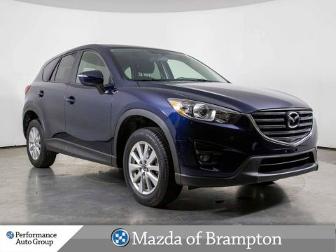 Pre-Owned 2016 Mazda CX-5 GS. NAVI. CAMERA. HTD SEATS. ROOF. ALLOYS