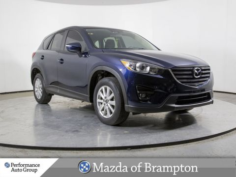 2016 Mazda CX-5 FWD 4dr Auto GS !! OFF LEASE !!! CLEAN CARFAX !!