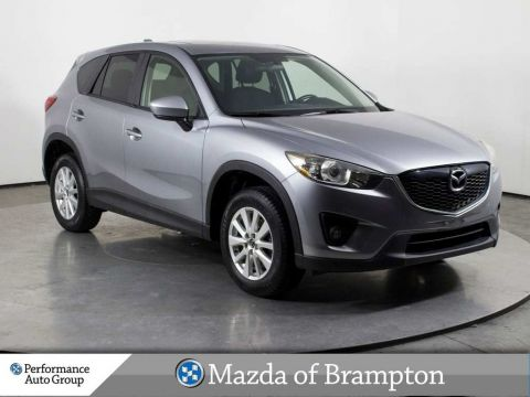 Pre-Owned 2014 Mazda CX-5 GS. CAMERA. HTD SEATS. BLUETOOTH. ROOF. AWD