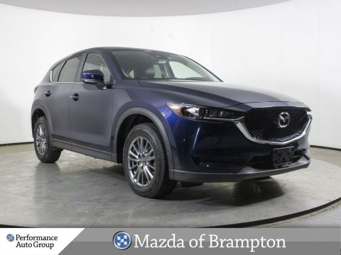 2018 Mazda CX-5 GS Auto AWD !! WINTERS INCLUDED !! CLEAN CARFAX!!