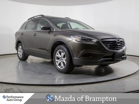 2015 Mazda CX-9 AWD 4dr GS AWD
