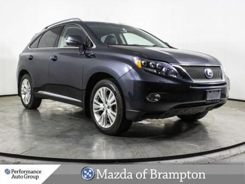 2011 Lexus RX 450H AWD 4dr Hybrid !! CLEAN CARFAX !! WINTERS INCLUDED