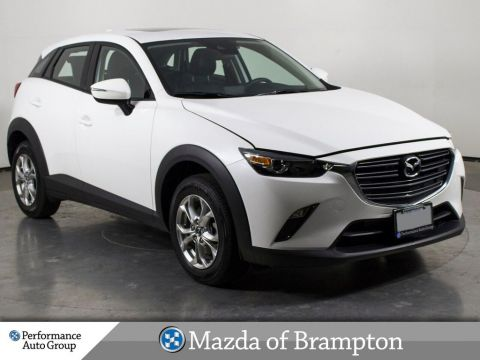 Pre-Owned 2019 Mazda CX-3 GS. HTD SEATS. CAMERA. ROOF. AWD. DEMO UNIT