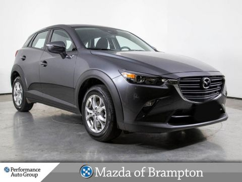 Pre-Owned 2019 Mazda CX-3 GS. BLUETOOTH. HTD SEATS. CAMERA. DEMO UNIT