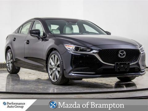 Pre-Owned 2018 Mazda6 SIGNATURE. NAVI. ROOF. DEMO UNIT 0% 72 MONTHS